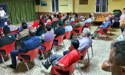 El PP subraya su compromiso con el desarrollo del mundo rural y con afrontar los retos de futuro de las pedanías de Caravaca