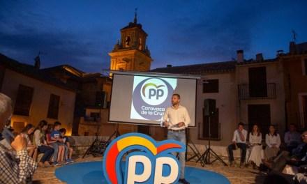 Caravaca merece más: el PP presenta un programa electoral participativo y basado en la política útil, las personas y la necesidad de dar un nuevo impulso al municipio