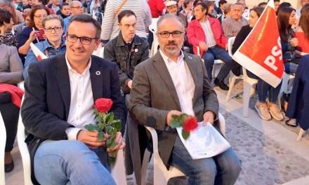 José Moreno se compromete a ampliar la superficie pública del paraje de 'Las Fuentes del Marqués'