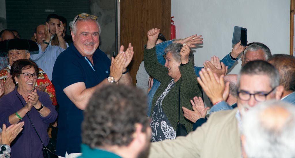 El Partido Socialista, fuerza más votada en Moratalla