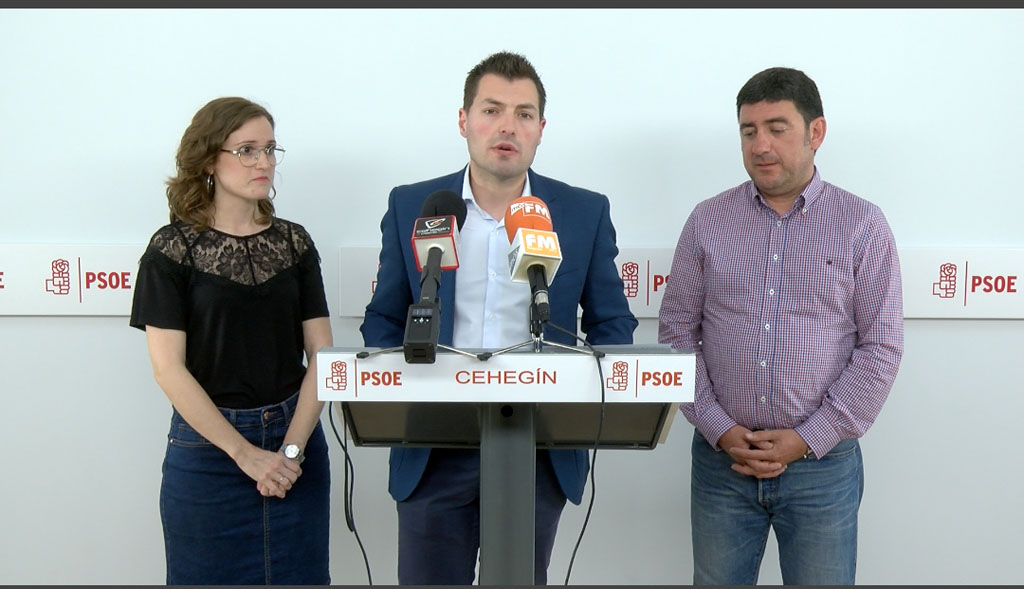 José Rafael Rocamora exige una rectificación al PP de Cehegín por sus acusaciones