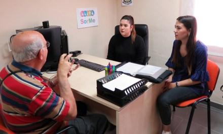 El programa SORME realiza en el primer trimestre del año 95 servicios a 17 usuarios con discapacidad auditiva