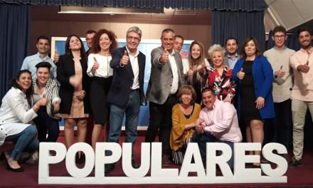 El Partido Popular de Pliego presenta su lista encabezada por Antonio Huéscar