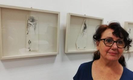 Teresa Navarro expone en Calasparra la muestra 'El flamenco como excusa' dentro del Plan de Espacios Expositivos