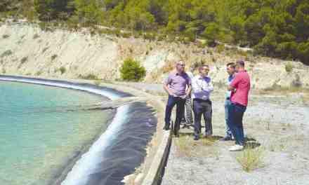El funcionamiento informatizado del pantano de La Cierva, ejemplo para los regantes