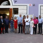 El Teatro Trieta acoge la velada literaria del certamen Albaricoque de Oro