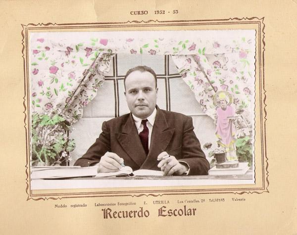 D. Vicente Mora