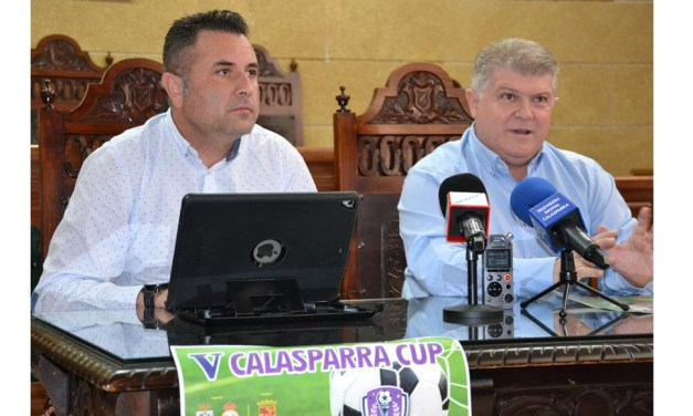 Presentada la V edición de la Calasparra Cup, que se celebra este sábado 8 de junio
