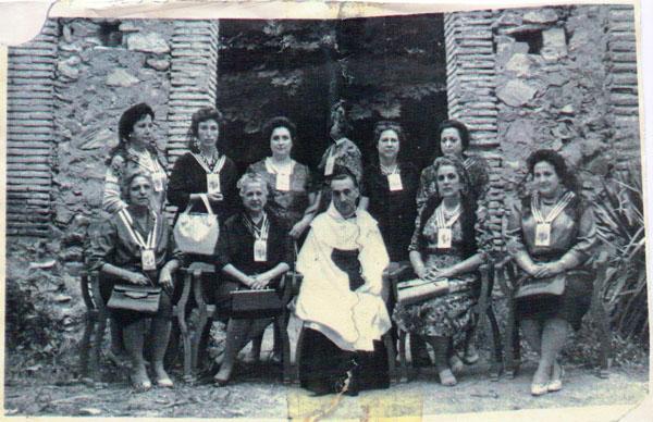 En la junta de la Archicofradía del Carmen