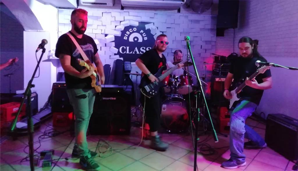 Dog Rock Caravaca: música solidaria