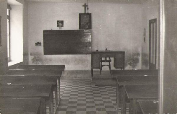 Interior de la Escuela
