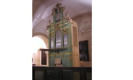 20 de mayo de 1781: Nuevo órgano para la iglesia de la Stma. y Vera Cruz