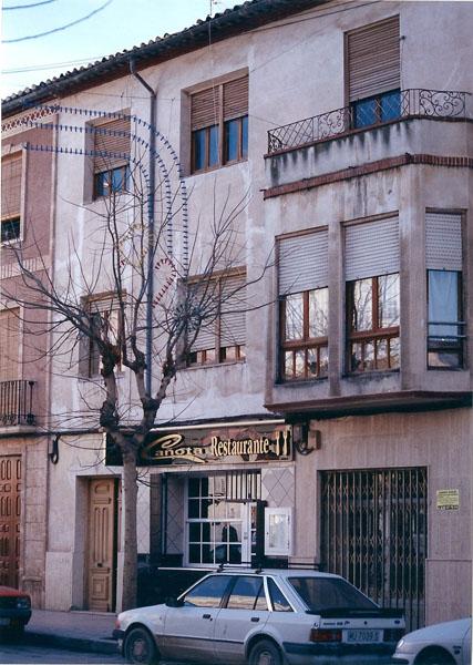 Restaurante Cañota