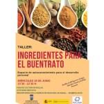 Taller en Bullas con título 'Ingredientes para el buen trato'