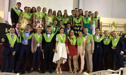 Acto de Graduación 2º Bachillerato IESOróspeda