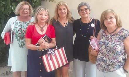 AMI Mula participa en el VII Encuentro de Pensamiento Feminista