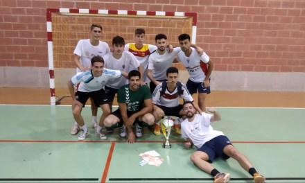 Intensas y participativas 24 horas de fútbol sala de Pliego