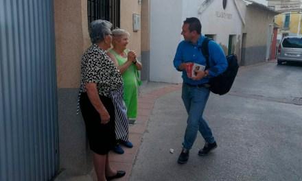 Juan Jesús Moreno, alcalde de Mula: «Si hemos pasado de ocho a doce concejales se debe a que los muleños nos han visto defender sus intereses día a día»