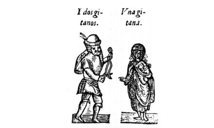 10 de Diciembre de 1601: Expulsión de gitanos de la villa de Caravaca