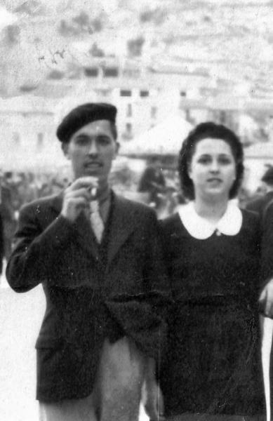J.F. Rocamora y Maravillas. 1940