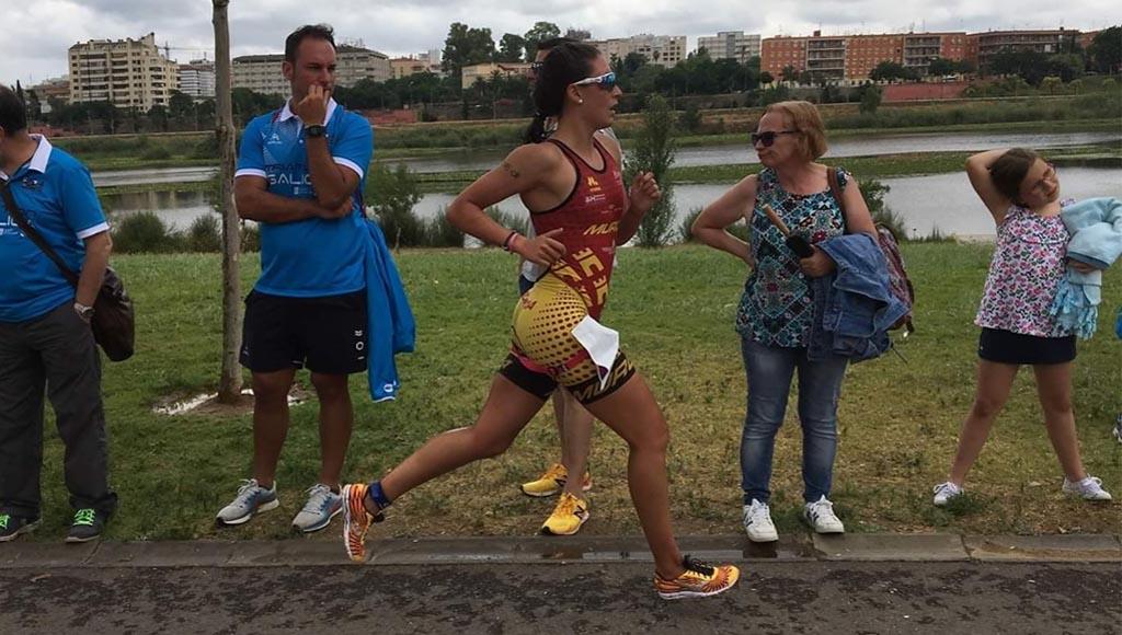 Tres cehegineros formarán parte de la Selección de Triatlón de la Comunidad Autónoma de Murcia en el Campeonato de España de esta especialidad
