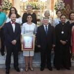 El Pregón de Teresa García inaugura las fiestas en honor a San Abdón y San Senén