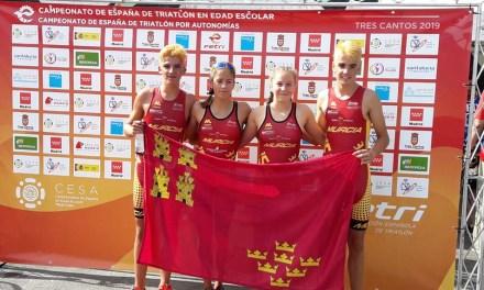 El caravaqueño Pablo León Marín, 3º en el Campeonato de España de triatlón por autonomías