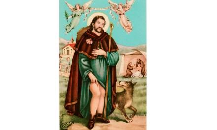 16 de Agosto: La fiesta del Señor San Roque