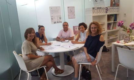 Los concejales de Empleo y Formación se reúnen con los técnicos del SEF para colaborar en el asesoramiento  a las empresas de la localidad