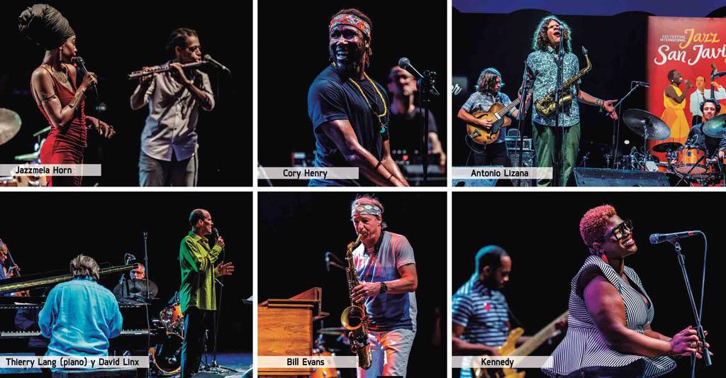 En San Javier brillan las estrellas a través de la pureza del jazz