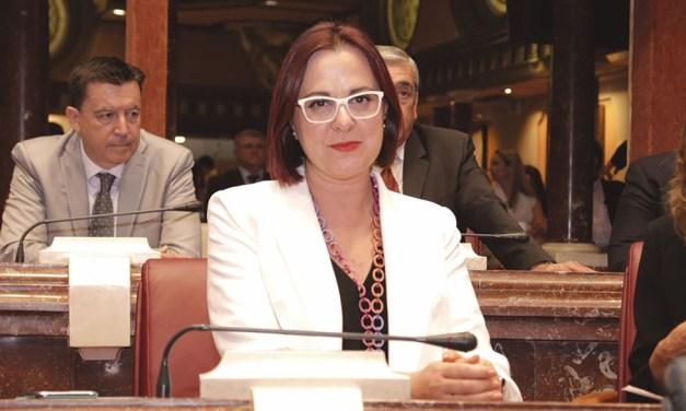 Isabel Franco, pregonera de las Fiestas de Albudeite