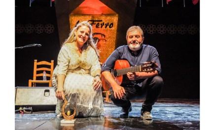 """Anabel Rodríguez Rosado: """"Lo que no eres capaz de decir o demostrar en la vida diaria a las personas lo dices con el flamenco"""""""