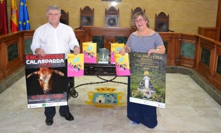 Presentada la Feria y Fiestas de Calasparra 2019