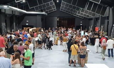 La Almazara abre tras su ampliación con el Festival de la Cerveza Artesana
