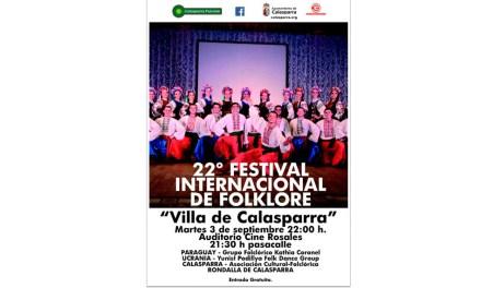 El Folclore en Calasparra como filosofía de lo cotidiano