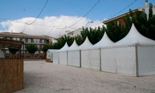 Festejos de Cehegín convoca una reunión con las barracas para ultimar los preparativos del Recinto Ferial