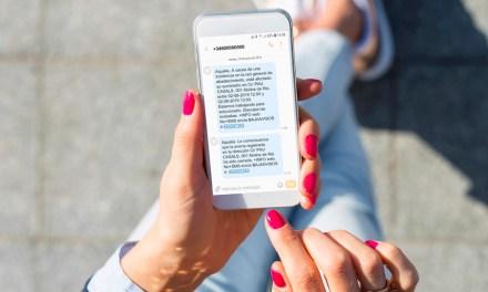 Aqualia estrena un nuevo servicio de avisos SMS para comunicar averías