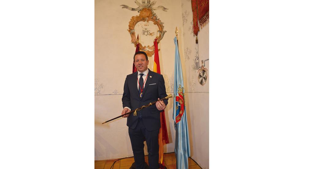 Juan Jesús Moreno, alcalde de Mula: «Mi momento de las Fiestas es la despedida de todo el pueblo al Niño»