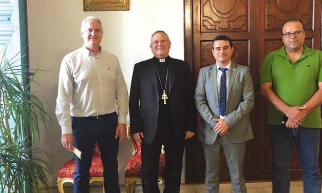 Solicitan ayudas para la recuperación de las pinturas de la parroquia de Albudeite