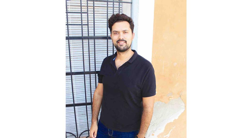"""David Madrid: """"El Bullrock es un gran escenario para nuestros artistas locales"""""""