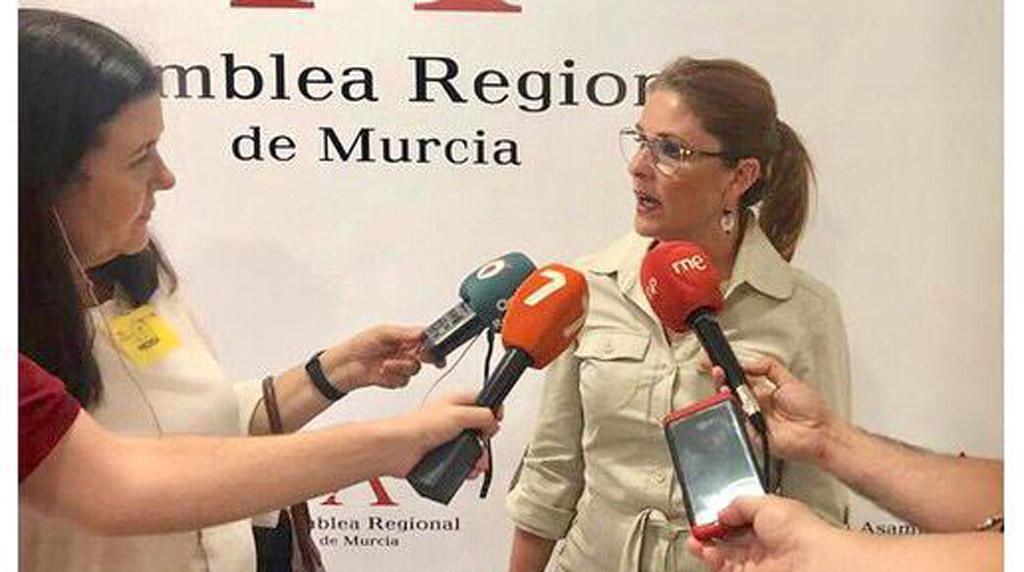 Aprobada en la Asamblea la iniciativa del PSOE para arreglar la carretera RM-B30, de acceso a Benizar, Otos, Mazuza y Casa Requena