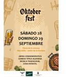 Este fin de semana llega el Oktober Fest con la celebración de la Fiesta de la Cerveza