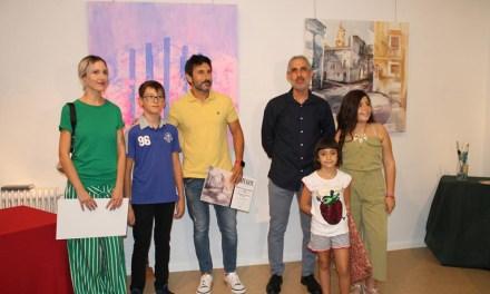 Hasta el 13 de octubre se podrá ver la exposición de artistas locales en la Casa de Cultura de Bullas