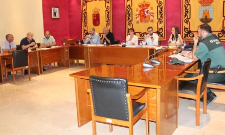 Celebrada la Junta Local de Seguridad por las Fiestas Patronales de Bullas
