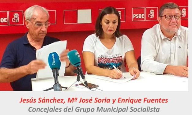 """""""Es necesaria una jornada sin ruido en las próximas fiestas de Caravaca», María José Soria, concejal socialista"""