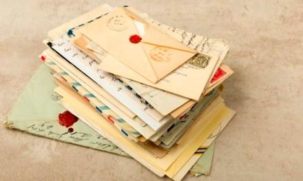 La agonía de las cartas