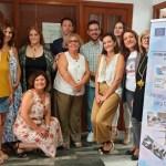 El Concejal de Educación de Mula visita el Centro de Educación de Adultos