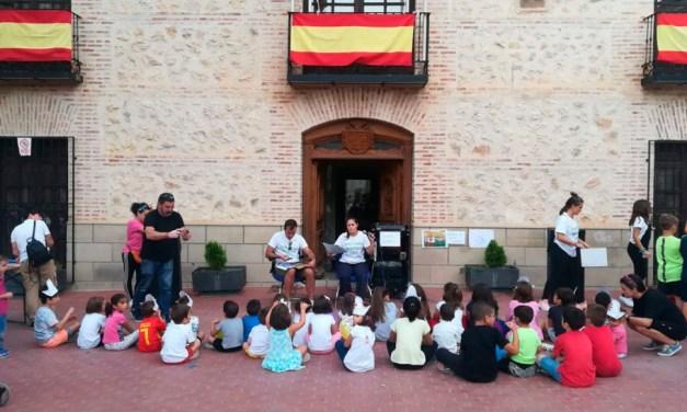 Diferentes actividades para niños en Pliego por el Día de la Hispanidad