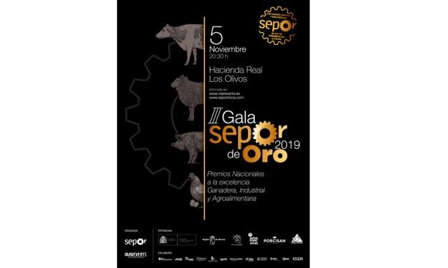Los Premios SEPOR DE ORO llegan a su tercera edición