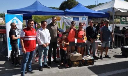 Éxito de participación en el torneo de pádel del Albino
